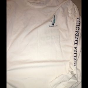 Men's XXL Vineyard Vines Long Sleeve T